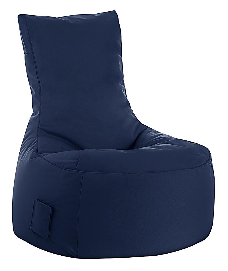 sitzsack swing scuba jeansblau bestellen. Black Bedroom Furniture Sets. Home Design Ideas