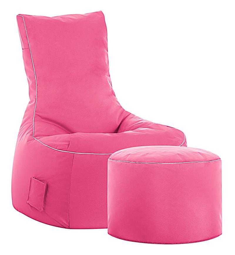 sitzsack swing scuba pink jetzt bei bestellen. Black Bedroom Furniture Sets. Home Design Ideas