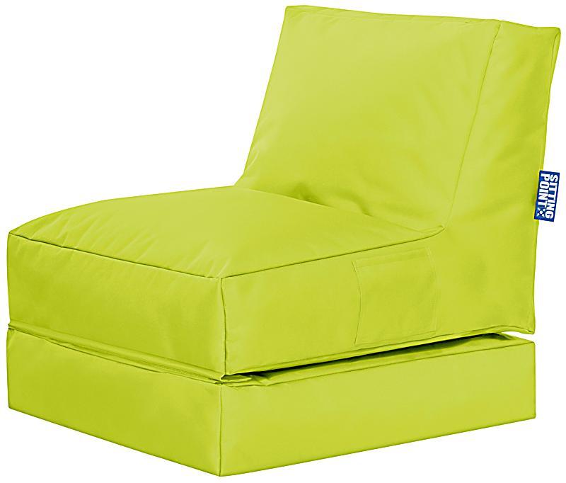 sitzsack twist scuba 2tlg gr n jetzt bei. Black Bedroom Furniture Sets. Home Design Ideas
