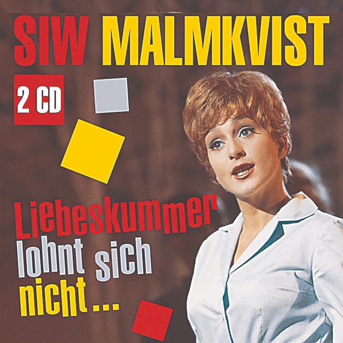 Siw Malmkvist - Liebeskummer lohnt sich nicht... günstig ...