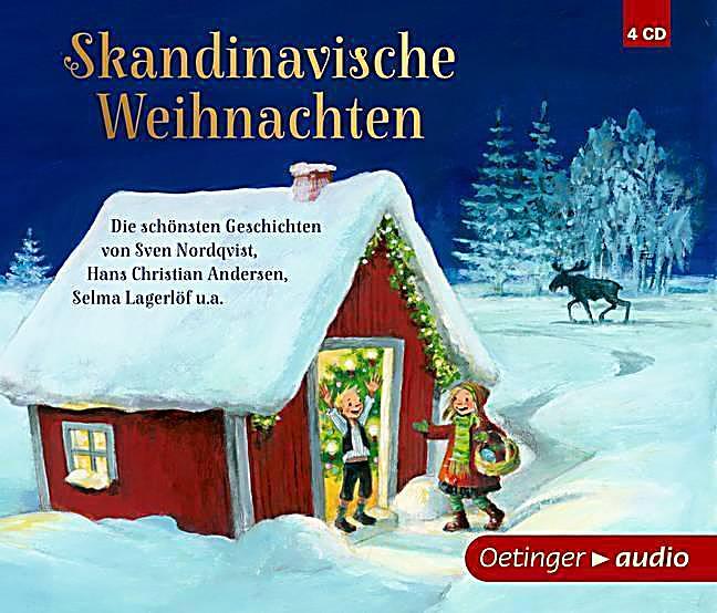 skandinavische weihnachten 3 audio cds h rbuch g nstig. Black Bedroom Furniture Sets. Home Design Ideas