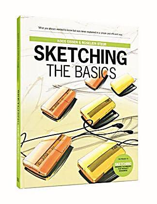 sketching the basics buch von koos eissen portofrei. Black Bedroom Furniture Sets. Home Design Ideas