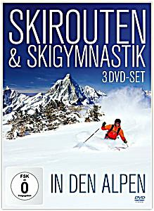 skirouten skigymnastik in den alpen dvd. Black Bedroom Furniture Sets. Home Design Ideas