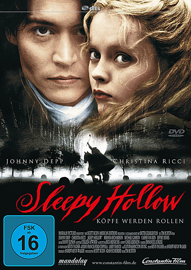 sleepy hollow dvd jetzt bei online bestellen. Black Bedroom Furniture Sets. Home Design Ideas