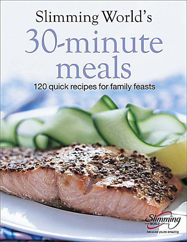 Slimming World 30 Minute Meals Ebook Jetzt Bei