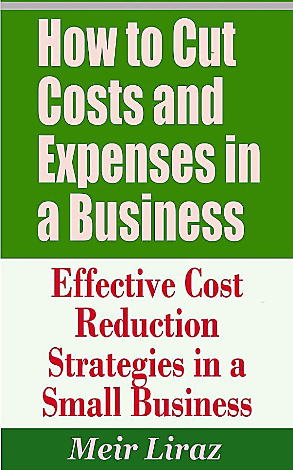 restaurant business how to cut costs