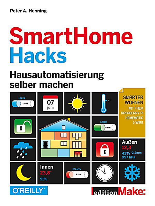 smarthome hacks ebook jetzt bei als download. Black Bedroom Furniture Sets. Home Design Ideas
