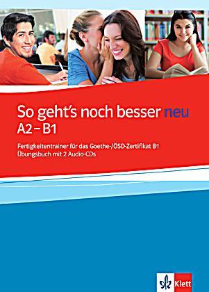 Zertifikat Deutsch B1 скачать
