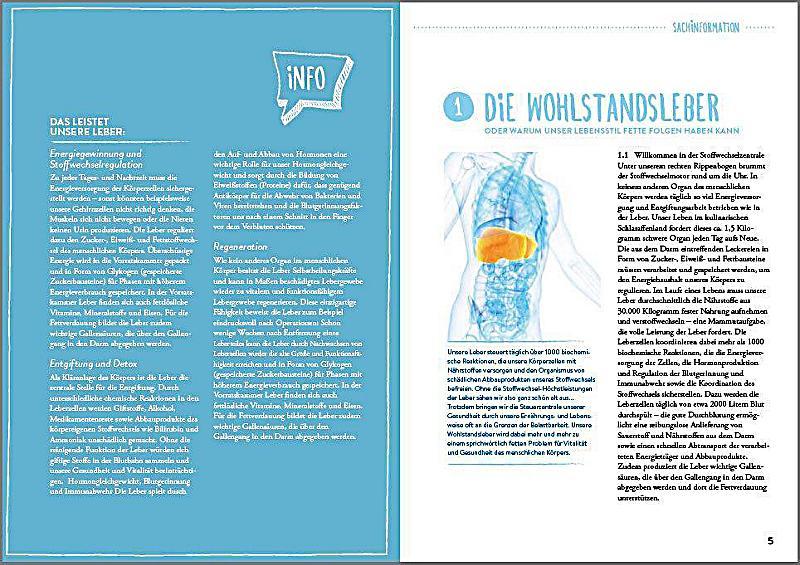 So kriegt die Leber ihr Fett weg! Buch portofrei bei Weltbild.ch