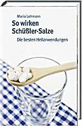 So wirken Schüssler Salze Buch portofrei bei Weltbild
