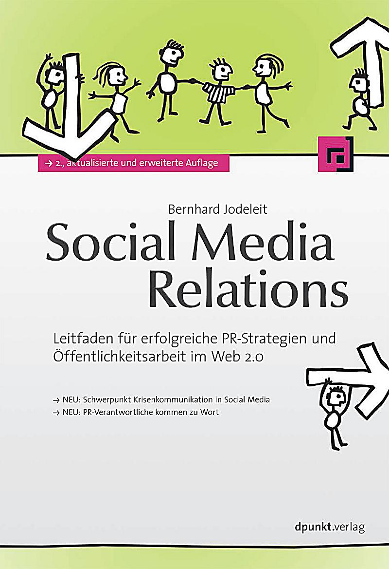 Social media relations neuausg buch portofrei bei for Relation sociale