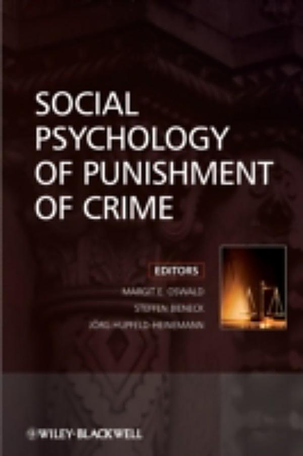 Psychology of Crime: Why Do People Become Criminals?