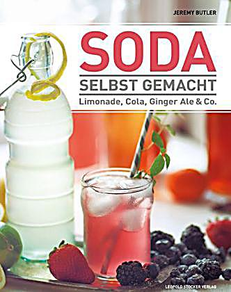 soda selbst gemacht buch portofrei bei bestellen. Black Bedroom Furniture Sets. Home Design Ideas
