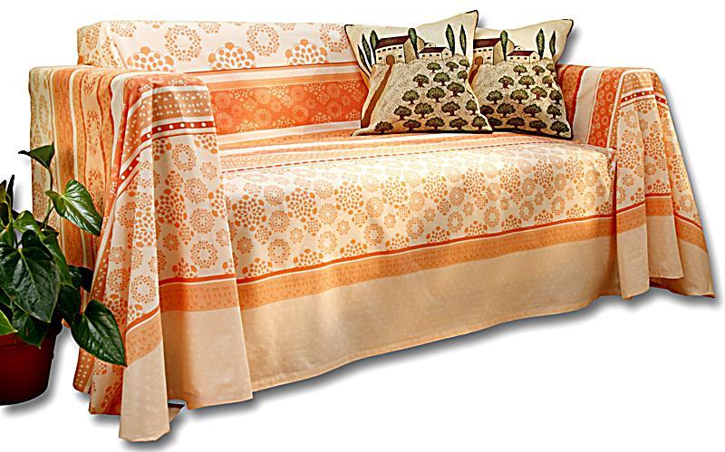 sofa berwurf mediterran gr e 270 x 380 cm. Black Bedroom Furniture Sets. Home Design Ideas