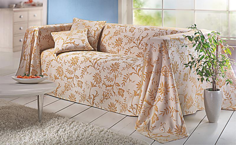 sofa berwurf verona standard ma e 140 x 210 cm. Black Bedroom Furniture Sets. Home Design Ideas