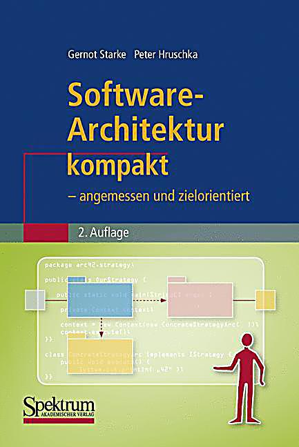 Software architektur kompakt buch portofrei bei for Software architektur