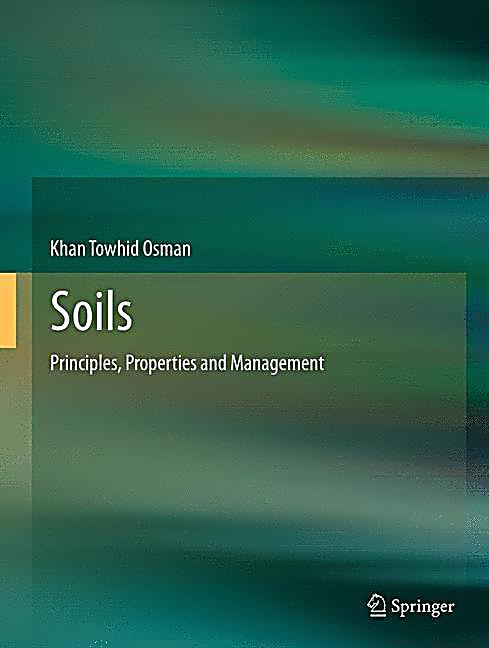 Physical And Chemical Properties Of Soil Book