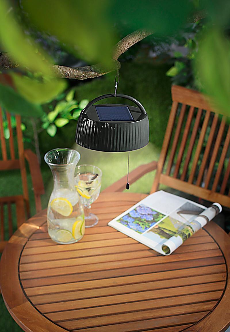 solar tischleuchte 2 in 1 jetzt bei bestellen. Black Bedroom Furniture Sets. Home Design Ideas