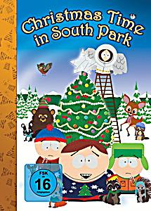 south park christmas time in south park dvd. Black Bedroom Furniture Sets. Home Design Ideas