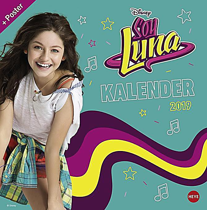 soy luna broschurkalender 2019 kalender bei kaufen. Black Bedroom Furniture Sets. Home Design Ideas