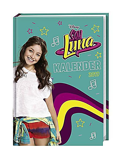 soy luna sch lerkalender a6 2019 kalender bei. Black Bedroom Furniture Sets. Home Design Ideas