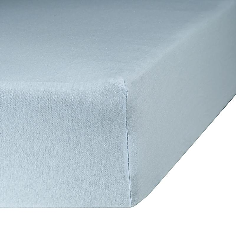 spannbetttuch hellblau gr sse 140 x 200 bestellen. Black Bedroom Furniture Sets. Home Design Ideas