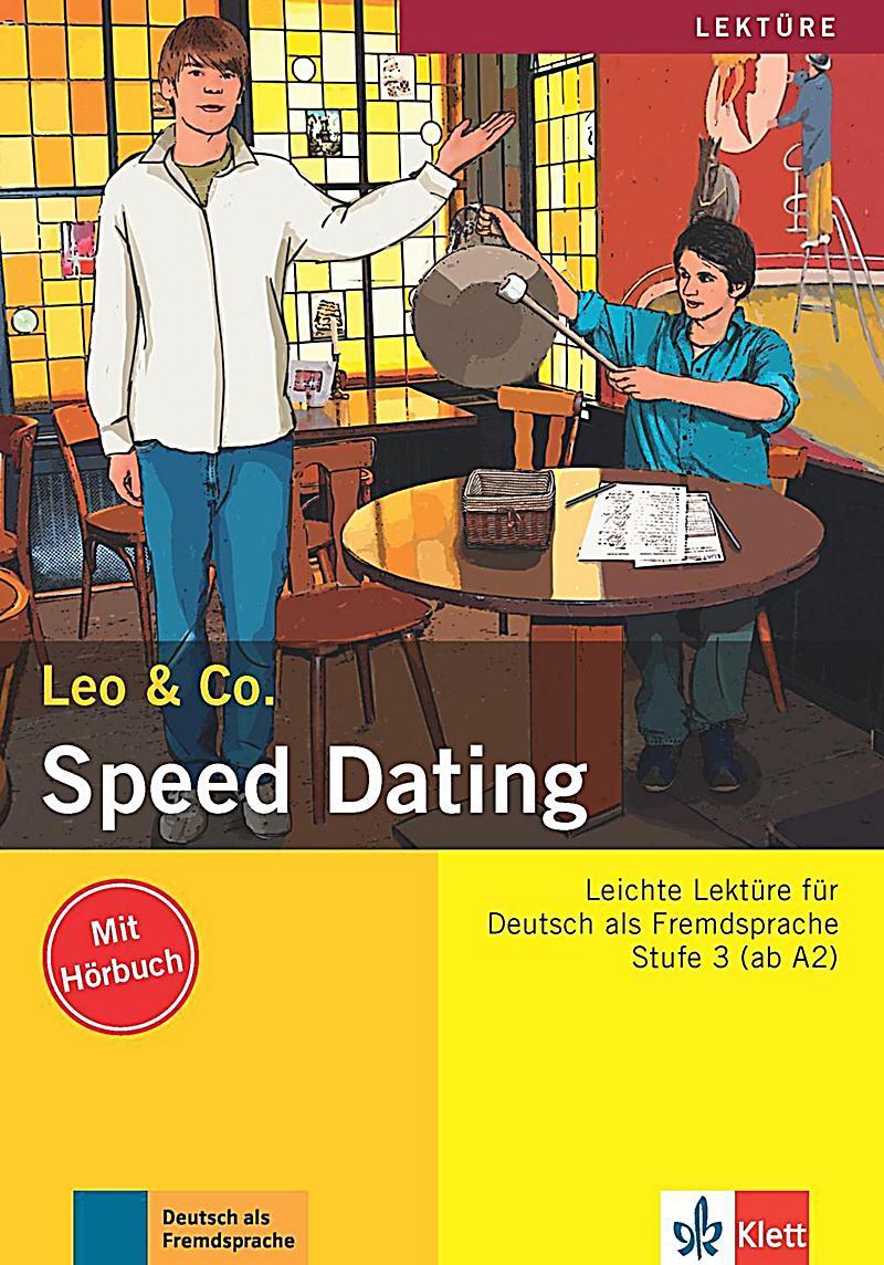 House speed dating scene