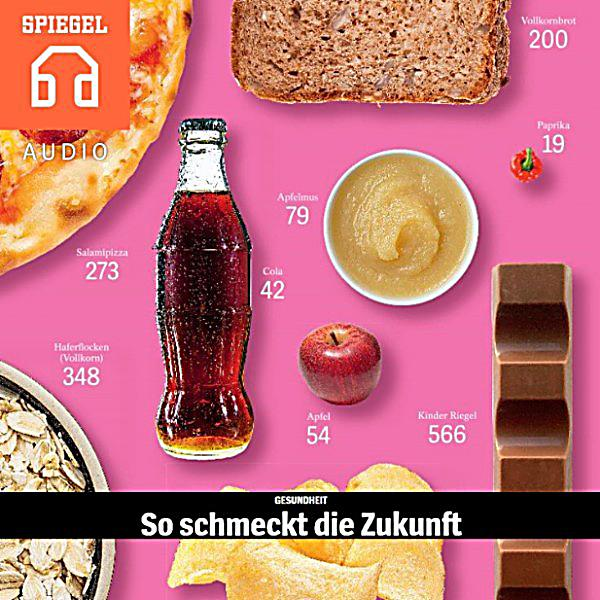 Spiegel audio so schmeckt die zukunft h rbuch download for Spiegel download