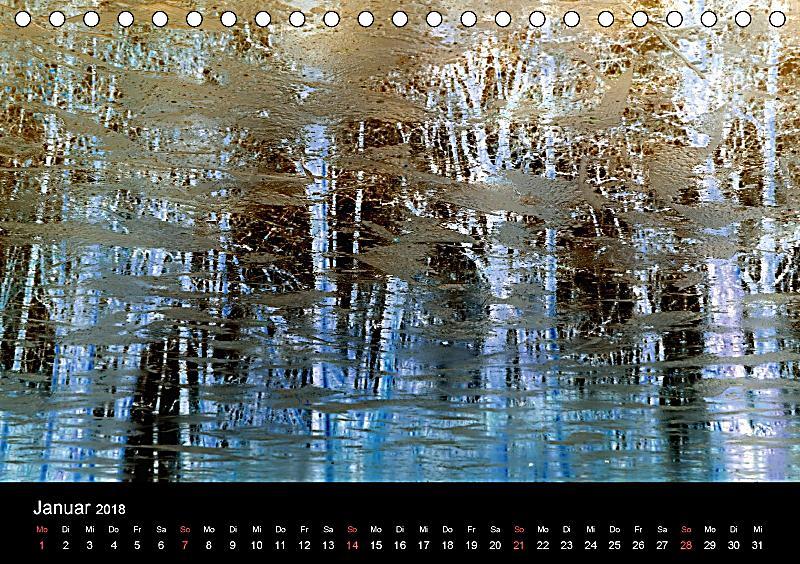 Spiegel bilder tischkalender 2018 din a5 quer dieser for Spiegel 5 2018