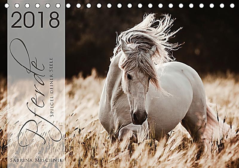 Spiegel deiner seele tischkalender 2018 din a5 quer for Spiegel 5 2018