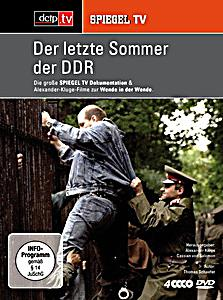 Spiegel tv der letzte sommer der ddr dvd for Spiegel tv dokumentation