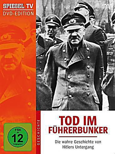 Spiegel tv tod im f hrerbunker dvd bei bestellen for Spiegel tv dokumentation