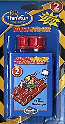 rush hour junior spiel
