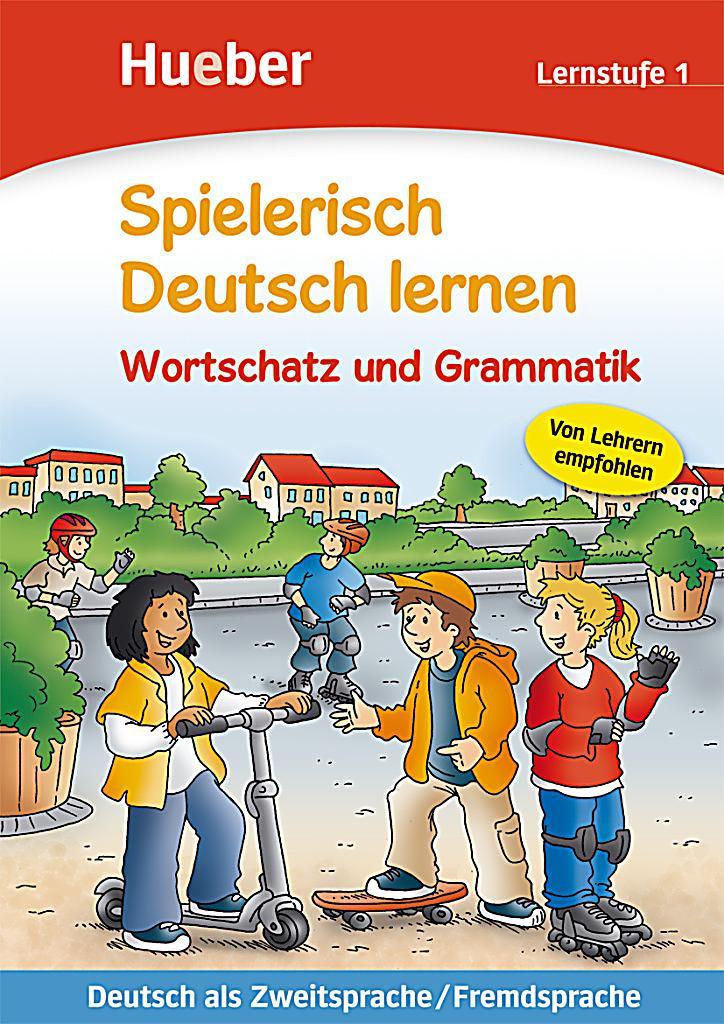 spielerisch deutsch lernen wortschatz und grammatik. Black Bedroom Furniture Sets. Home Design Ideas