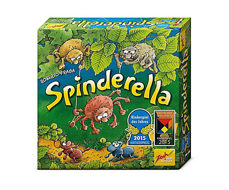 spinderella spielen