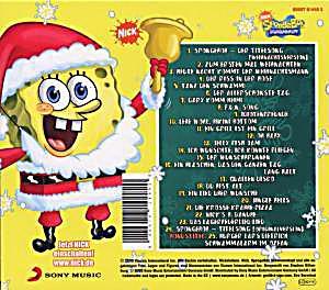 spongebob weihnachts edition cd bei bestellen. Black Bedroom Furniture Sets. Home Design Ideas