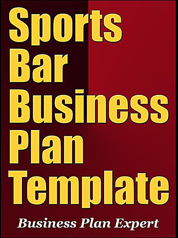 Sports League Business Plan Template