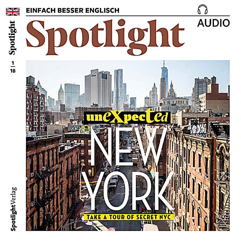 spotlight audio englisch lernen audio unbekanntes new york h rbuch download. Black Bedroom Furniture Sets. Home Design Ideas