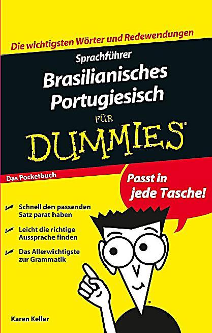 sprachf hrer brasilianisches portugiesisch f r dummies. Black Bedroom Furniture Sets. Home Design Ideas