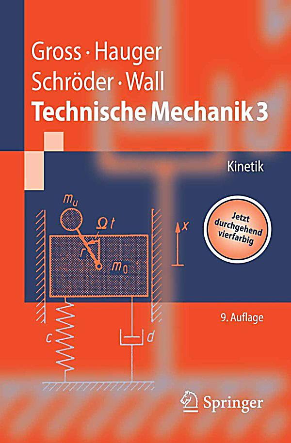 Springer lehrbuch technische mechanik ebook for Technische mechanik grundlagen pdf
