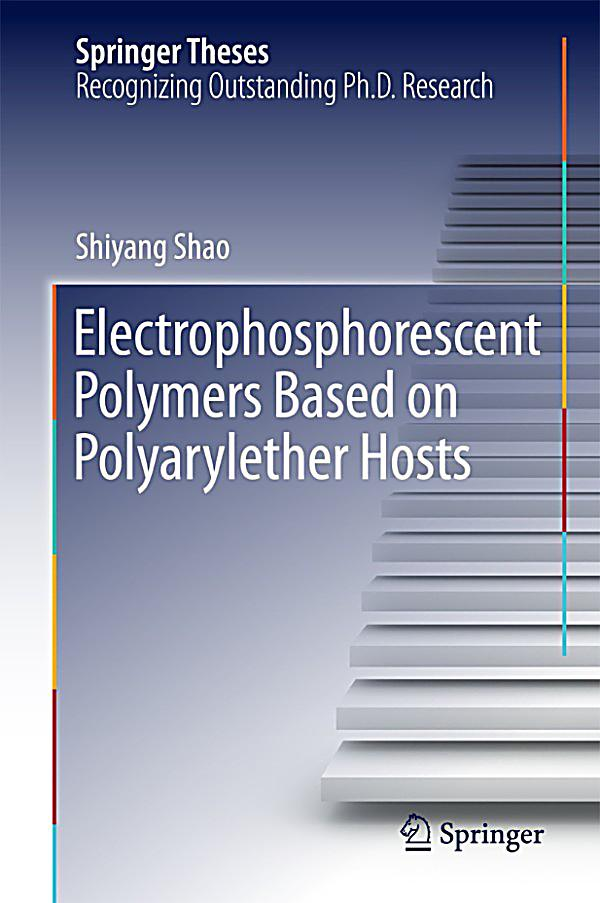 conjugated polymer thesis Electrochromic and photovoltaic applications of conjugated polymers a thesis submitted to the graduate school of natural and applied sciences.