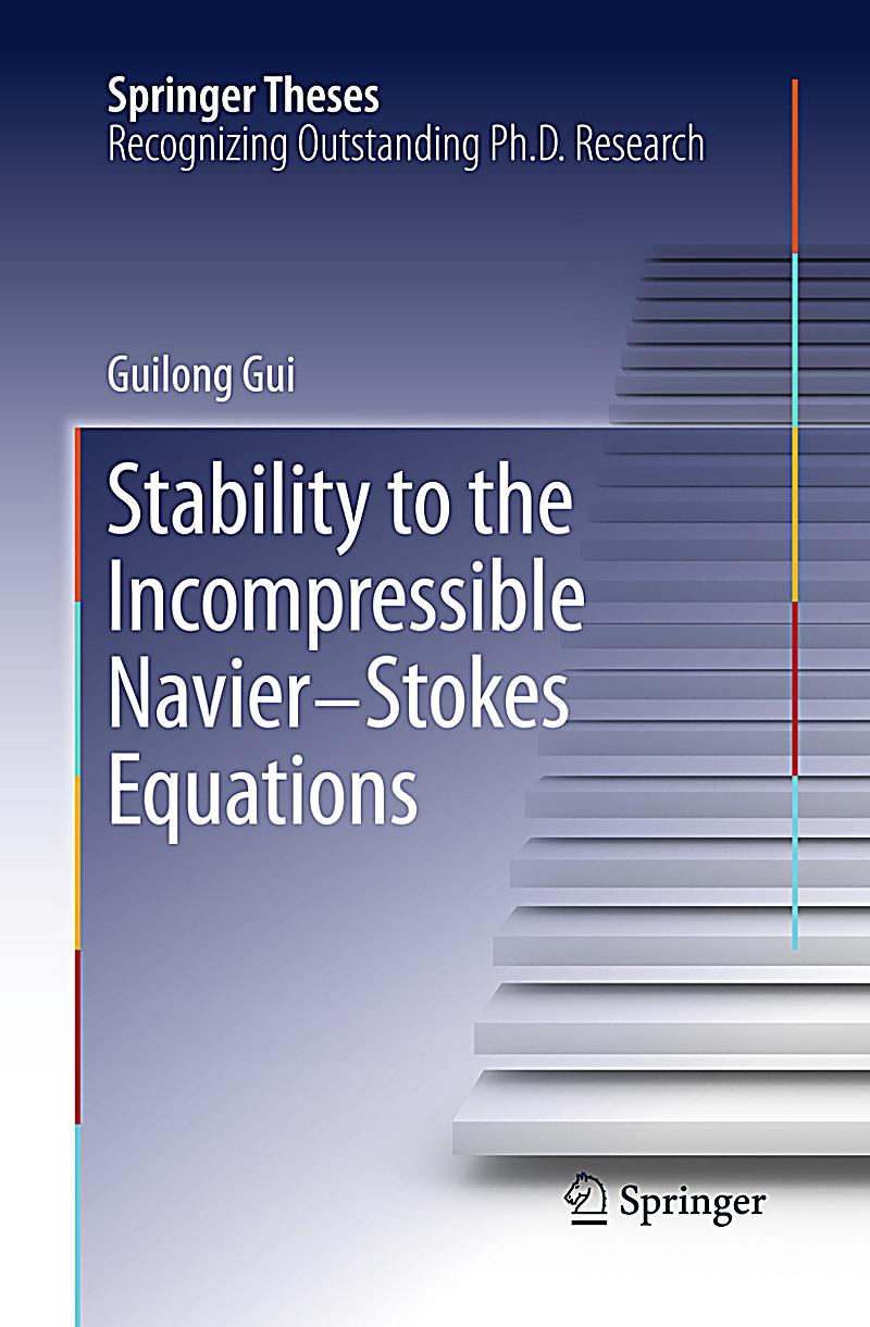 stability thesis A history of the stability problem, from the time of newton to the time of  laplace  briefly, my thesis traces the history of the problem of proving (or not)  that the.