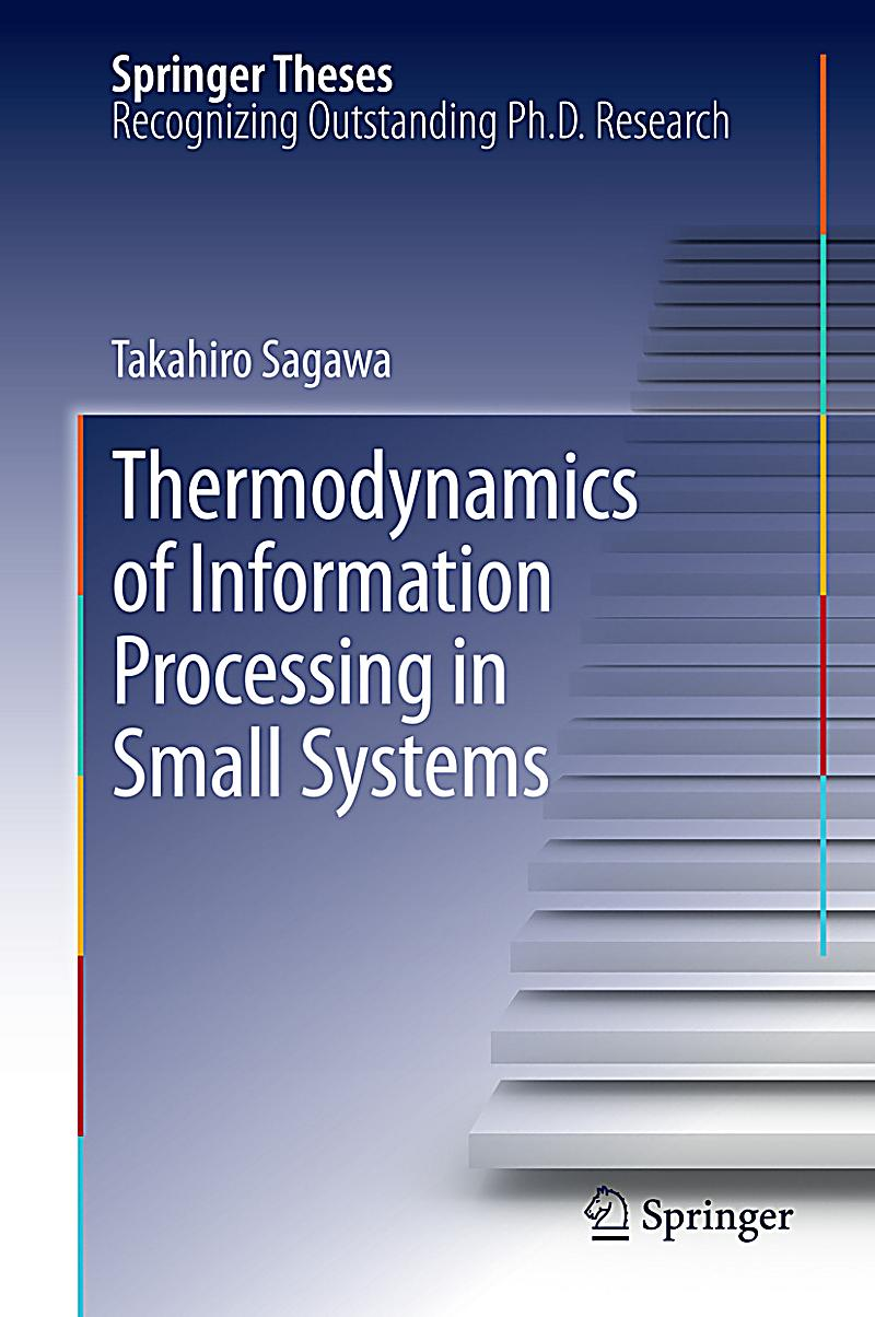 thesis for thermodynamics Chemistry thermodynamics determine the boiling point of ccl4 at what temperatures will the forward process be spontaneous at what temperatures will the reverse process be spontaneous.