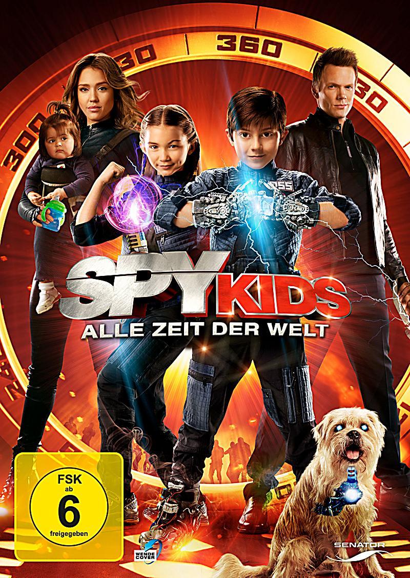 Spy Kids Alle Zeit Der Welt Besetzung