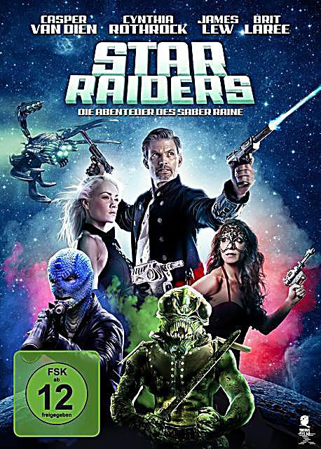 star raiders film