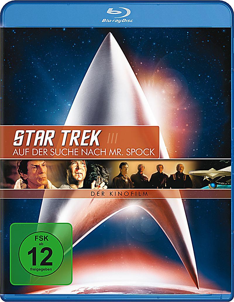 Auf Der Suche Nach Spock