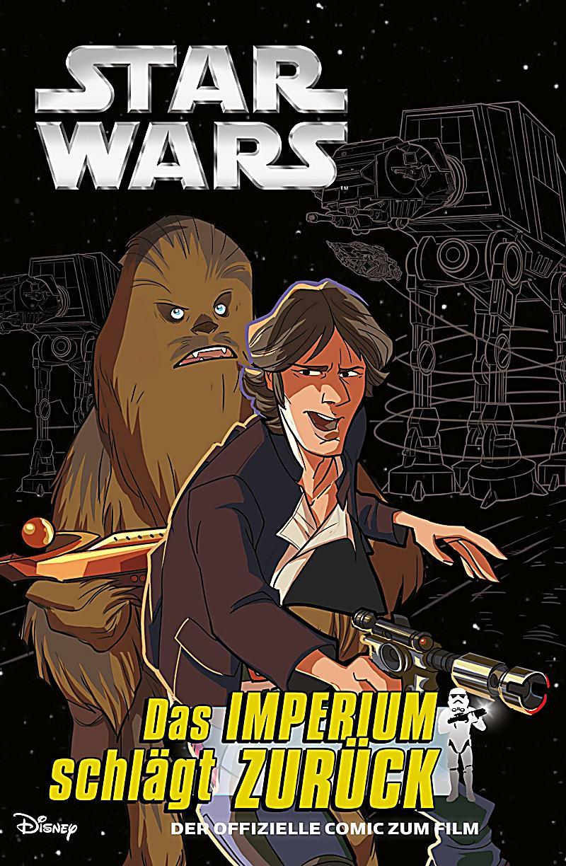 star wars star wars das imperium schl gt zur ck graphic novel ebook. Black Bedroom Furniture Sets. Home Design Ideas