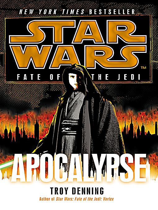 Star Wars: Fate of the Jedi complete series 1 thru 9, all hc/dj First Editions