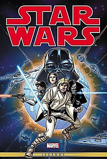 star wars the original marvel years omnibus volume 1 buch. Black Bedroom Furniture Sets. Home Design Ideas