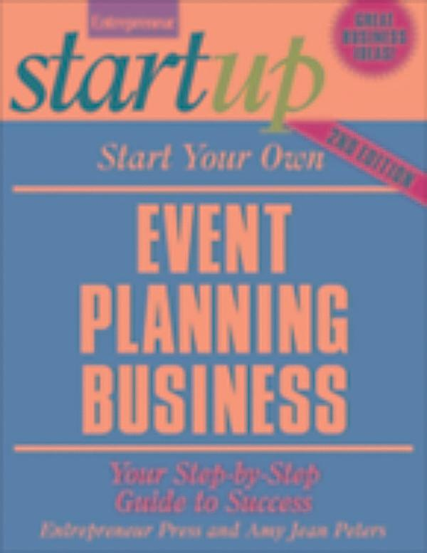 Start Your Own Event Planning Business Ebook